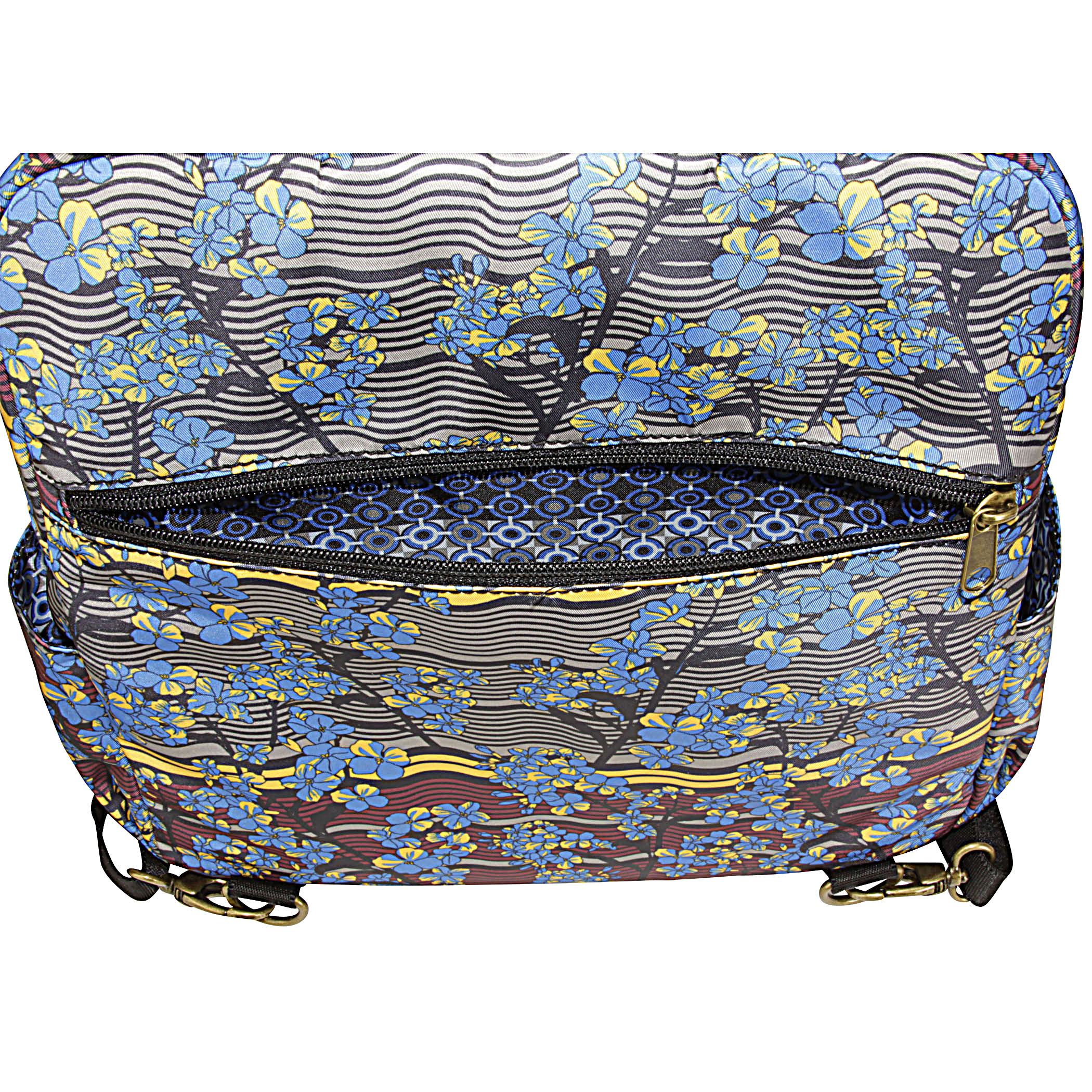 Urban Backpack   Forget Me Not